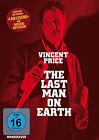 Vincent Price - THE LAST MAN ON EARTH Giacomo Rossi-Stuart DVD nuevo