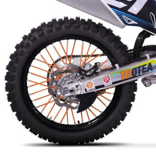 Speichen Cover KTM LC4-Serie Motea SPX orange