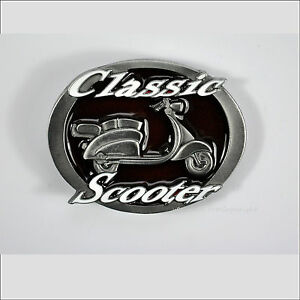 Scooter belt buckle F. cambio cinturón motor Roller Roller adorno en la cintura * 060
