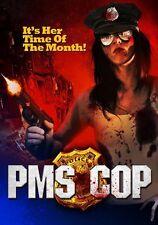 Pms Cop (2014, DVD New)