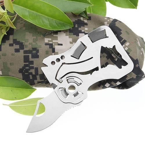 9-in-1-Cardsharp-Credit-Card-Folding-Sharp-Wallet-Knife-Survival-Outdoor-Useful