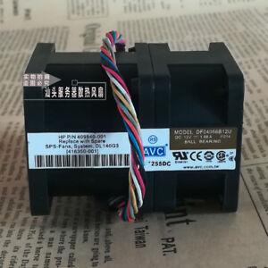 For-HP-HP-DL140G3-server-cooling-fan-409840-001-DF04056B12U