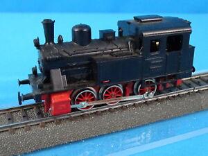 Marklin-3029-DB-Tender-locomotive-Landerbahnen-60-ies