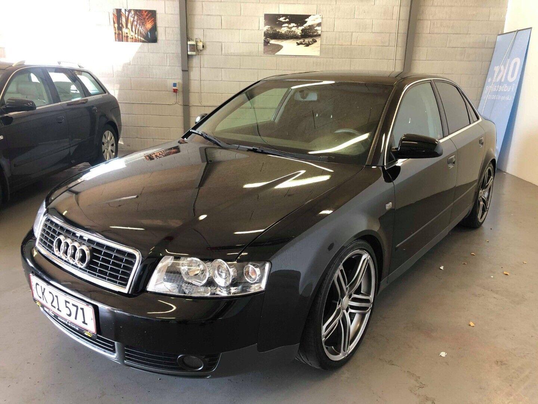 Audi A4 1,8 T 163 4d