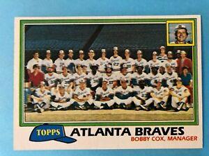1981-Topps-Atlanta-Braves-Complete-Team-Set-Dale-Murphy-Phil-Niekro-Bob-Horner