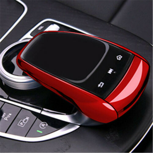 Car Styling Center Control Mouse Knob Cover for Mercedes Benz C W205 E W213 X253