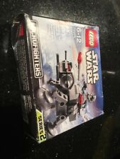 Lego Star Wars At-at 75075 Series 2 Microfighters Toy
