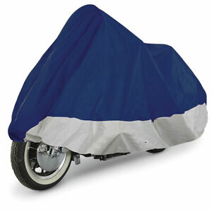 Motorcycle Cover Bike Waterproof Outdoor Rain Dust Proof XL 98*48*55 Inches