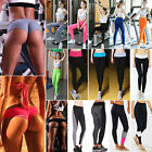 New Womens Sports Trousers Athletic Gym Workout Fitness Yoga Leggings Pants