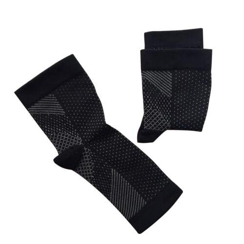 Anti fatigue Chaussettes de compression à manches soulager gonflement varicosity livraison gratuite