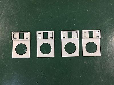 19mmx19mmx19mmx2mmx1000mm 1m Aluminiumprofil Aluprofil silber eloxiert U