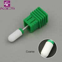 "Ceramic Nail Drill Bits 3/32"" Shank Electric Nail File Manicure Machine Tool"