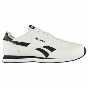 Details about Reebok Mens Royal Classic Jogger 2 Trainers Sports Shoes Low Lace Up