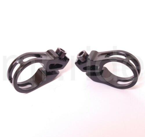 1 pair SRAM Trigger Shifter Clamp with Bolt Black,fit Eagle XX1//X01//X0//X9//X7