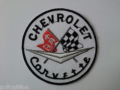 MERCEDES BENZ CLOTH SEW ON IRON ON PATCH BADGES 75MM DIAMETER BLUE