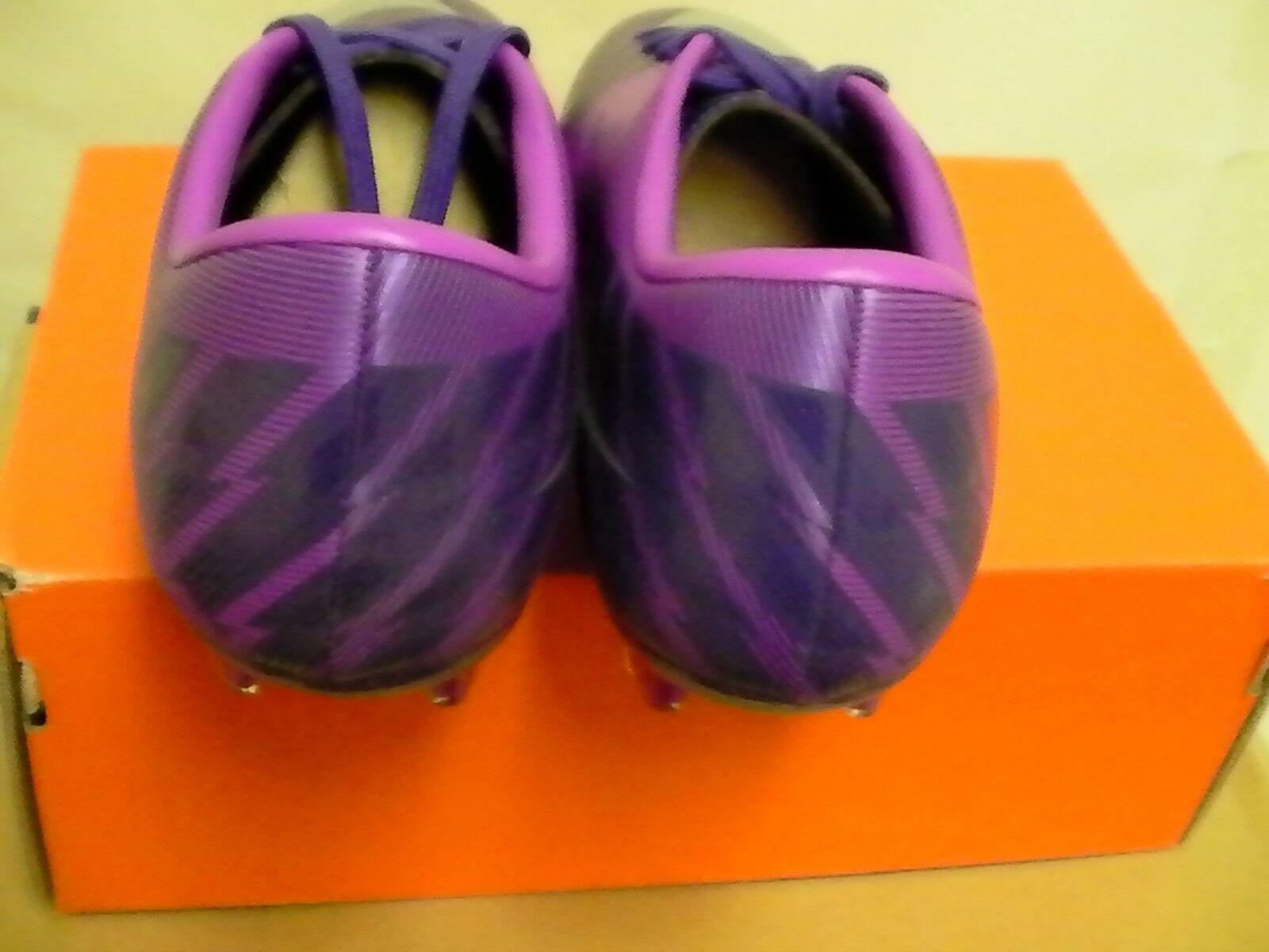 Nike mercurial miracle homme ii fg Taille 8 us Violet homme miracle soccer dc7d63