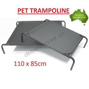 Large-Pet-Dog-Puppy-Cat-Elevated-Bed-Trampoline-Hammock-Summer-NEW-Heavy-Duty