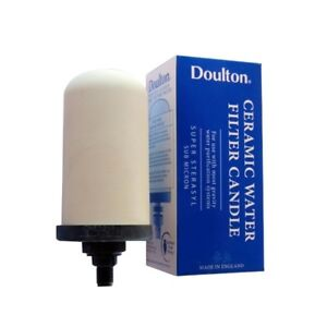 Doulton Super Sterasyl Ceramic Water Filter Candle Durand