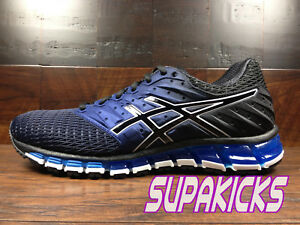 31cd1ea8734 Details about Asics Gel Quantum 180 2 (T6G2N-5890) [Peacoat Blue / Black]  Tech Running Mens