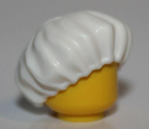 Lego White Minifig Headgear Cap Surgical