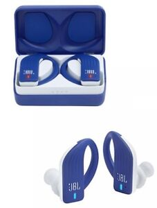 Details about NEW JBL Endurance PEAK Wireless Bluetooth In-Ear Sport  Headphones (Blue)