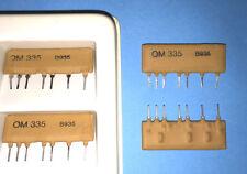 1 pezzi om335 PHILIPS VHF UHF Wideband ibrido amplifier module 12,50 €