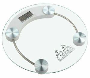 Bilancia Pesapersone Digitale in vetro fino a 150 kg