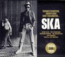 MOONSTOMPERS, SHUFFLERS & SKANKERS... SKA (NEW SEALED 2CD)