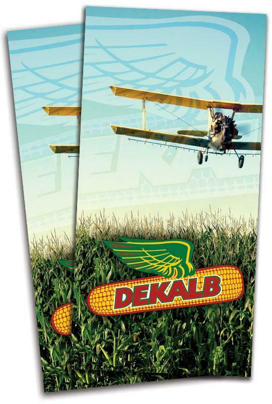 Dekalb Seed Corn Cornhole Bag Toss Wrap Set   enjoy 50% off