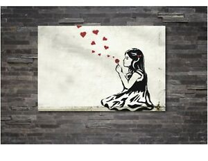 HE-LOVES-ME-BANKSY-CANVAS-WALL-ART-Picture-Print