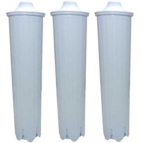 3 x Filterpatrone JURA CLARIS BLUE Kaffeeautomat Kaffeemaschine Wasserfilter