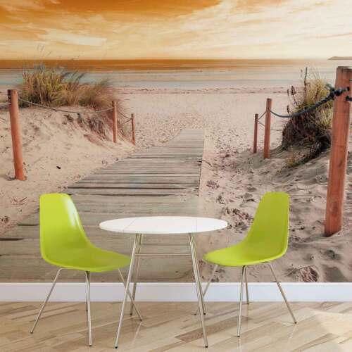 VLIES FOTOTAPETE Strand Tropisch TAPETE MURAL 2020FW