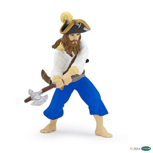 Corsair with Axe 3 1//8in Pirates and Corsairs Papo 39470