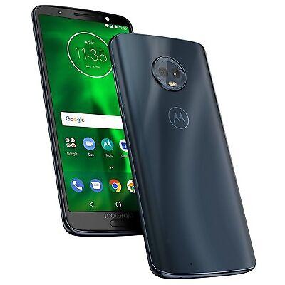 "Motorola Moto G6 Plus XT1926-6 Dual Sim (FACTORY UNLOCKED) 5.9"" 64GB 4GB RAM"