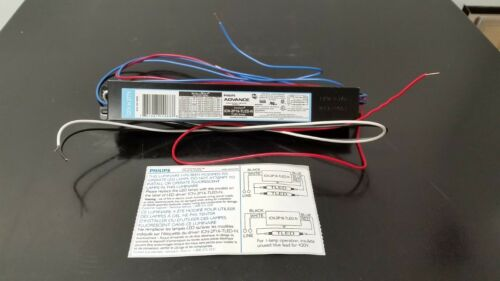 Lot of 2 PHILIPS ADVANCE ICN-2P16-TLED-N LED T8 Driver,120 to 277 VAC 9-1//2 in