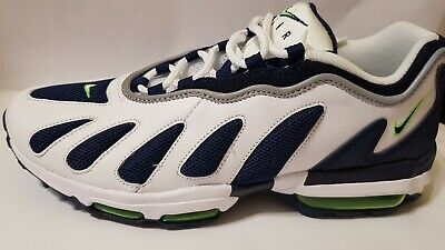 Caprichoso Ejecutar Estribillo  Nike Air Max 96 XX White/Obsidian-Scream Green (870165-100) Men's Size |  eBay