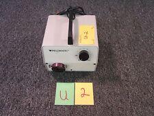 WELDMATIC UNITEK MIYACHI 10-276-01 FIBER OPTIC BLF01 ILLUMINATING 115V 50W USED