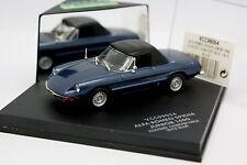 Vitesse 1/43 - Alfa Romeo Spider Junior 1600 Bleue 1972