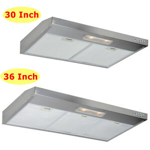 Under Cabinet Stainless Steel