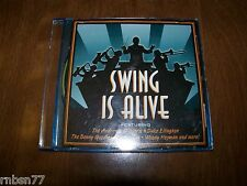 Swing Is Alive by Various Artists (CD, Apr-1998, Universal Special Products)