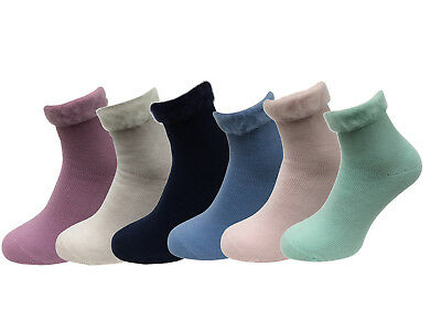 Ladies Original Heat Holders Thermal Boot Socks Plain Navy 4-8 uk 37-42 5-9 us