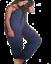 Femmes Bleu marine à bretelles conception tout-en-un haut et pantalon set-UK taille 22//24 par Avon