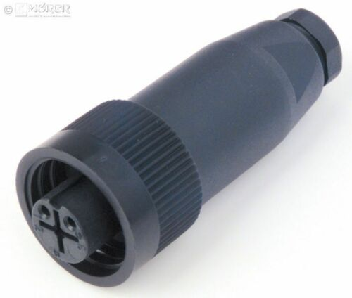 3-polig 16 A // 230 V Kupplungsdose PHILIPPI RS692