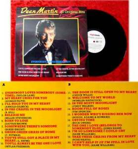 LP-Dean-Martin-20-Original-Hits-Everybody-Loves-Somebody