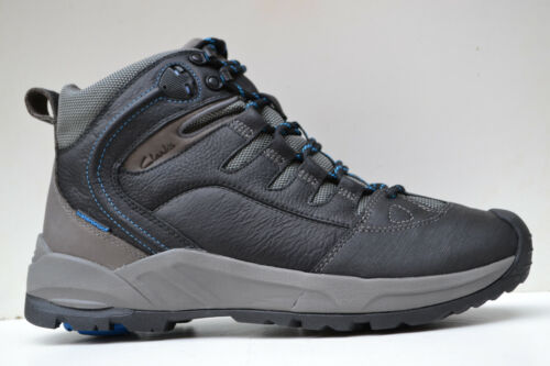 Clarks £ Rrp Senderismo Black 130 Uk Leather 8 Mid Outvent Hombre Botas caminar para Bnib TOnTwrq7