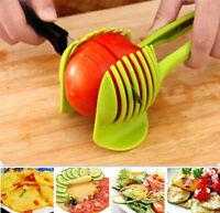 New Kitchen Tomato Fruit Cucumber Vegetable Salad Slicer Cutter Potato Onions