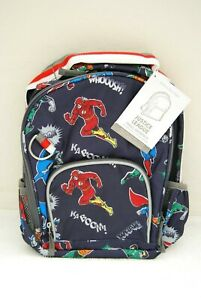 Pottery Barn Kids Small Justice League Superheros Backpack