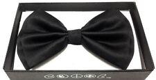 Tuxedo PreTied Black Bow Tie Satin Adjustable Brand PSY - Gangnam Style New