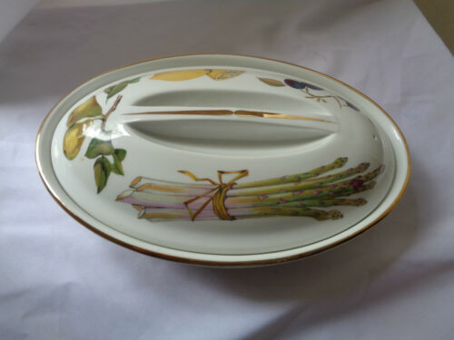 Royal Worcester Evesham Oval Covered CasseroleBaking Dish