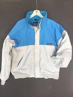 lightweight jacket retro jacket mens jacket ll bean jacket green jacket winter jacket lands end vintage jacket lands end jacket